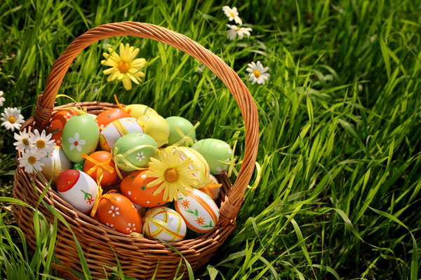 Easter alternatives saltuary you blinked and now easter is around the corner while your immediate thought is that rich chocolate y goodness means unhealthy negle Choice Image