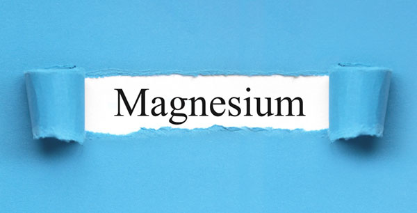 Saltuary's Product of the month – Magnesium
