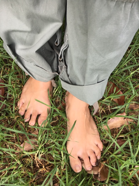 Earthing – get your bare feet onto the Earth!