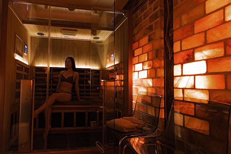 Infrared Sauna Photo